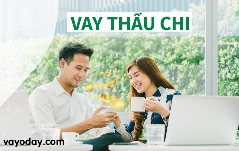 Tai khoan thau chi co chuyen khoan duoc khong