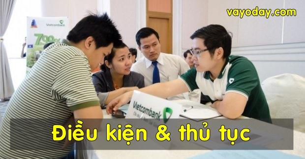 Vay von ngan hang khong the chap vietcombank