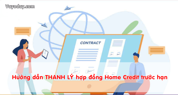 Thanh ly hop dong home credit truoc han